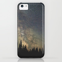 Milky Way iPhone & iPod Case by Man & Camera