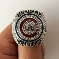 New Arrival  2016 Chicago Cubs World Series championship Ring,fan gift,size 8-13