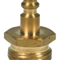 Camco 36143 RV Blow Out Plug with Brass Quick Connect | AihaZone Store