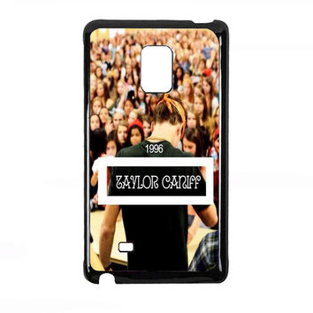 Taylor Caniff 2 for Samsung Galaxy Note Edge Case *07*