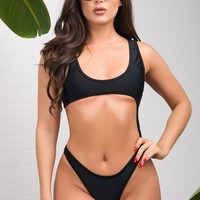 Antigua One Piece Swimsuit - Black