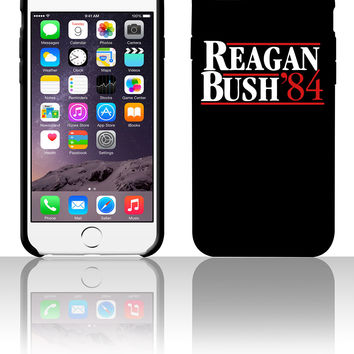 Reagan Bush '84 5 5s 6 6plus phone cases