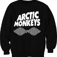 Artic monkeys music band harry potter sweatshirt jumper pullover tops unisex xs-xl