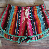 Mexican Sunshine Shorts