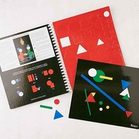 Colorforms Cut-Out Book