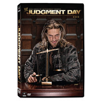 WWE Judgment Day 2009 DVD