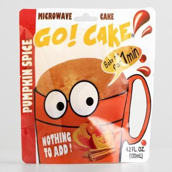 Go! Cake Pumpkin Spice Mug Cake Set of 12