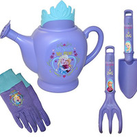 Disney Frozen Gardening Tool Holder Combo Pack, FZ16P04, Size: Kids