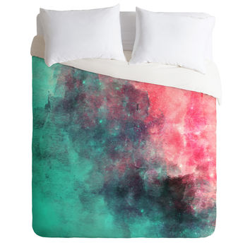 Allyson Johnson Cotton Candy Duvet Cover