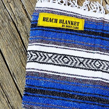 Don't Care Poor Boy Beach Blanket - Urban Outfitters