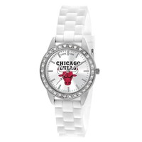 Chicago Bulls NBA Women's Frost Series Watch