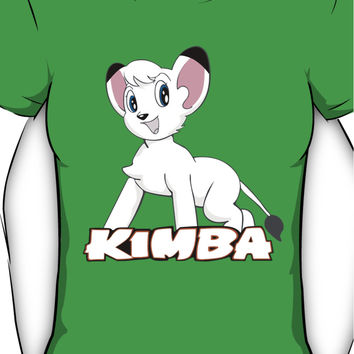 Kimba White Lion Women's T-Shirt