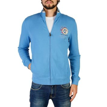 Napapijri Men Blue Sweatshirts