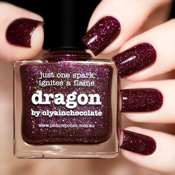 Picture Polish Dragon Nail Polish (Fall 2017 Collection)