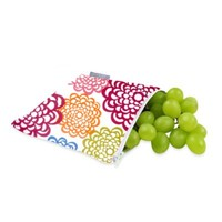 Itzy Ritzy Snack Happened™ Reusable & Washable Snack Bag in Fresh Bloom