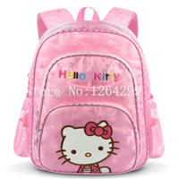 New Hello Kitty Girls Cartoon School Bags Kids Backpack Bag For Children