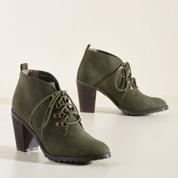 Field Study Buddy Bootie | Mod Retro Vintage Boots | ModCloth.com