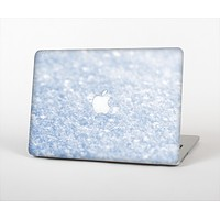 The Sparkly Snow Texture Skin Set for the Apple MacBook Air 13""
