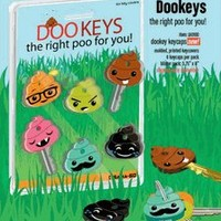 Dookeys Key Toppers