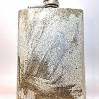 Snow Gold Flask