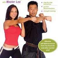 """""""Total Self-Defense Technique for Women"""" DVD with Master Lee"""