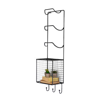 Wire Butler Wall Rack