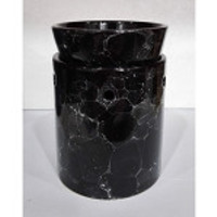 Marble Black Candle Warmer