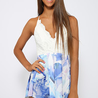 Yellowstone Playsuit - Print