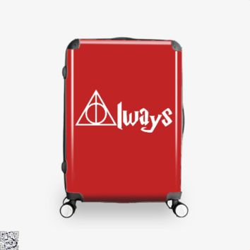 Always Harry Potter, Funny Suitcase