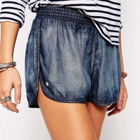 Only Sport Denim Short