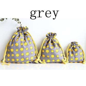 New Fashion Storage Bags Eco Bag Drawstring Bags