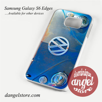 volkswagen emblem Phone Case for Samsung Galaxy S3/S4/S5/S6/S6 Edge/S6 Edge Plus