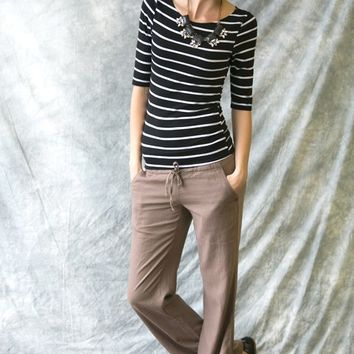 Lakeview Linen Pants! 6 Colors!