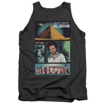 Ancient Aliens - Aliens Comic Page Adult Tank