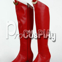 Tsukino Usagi Serena From Sailor Moon cosplay boots