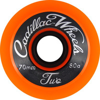 Cadillac Classic Two 70Mm Orange