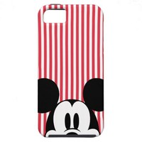 Peek-a-Boo Mickey Mouse iPhone 5 Case from Zazzle.com