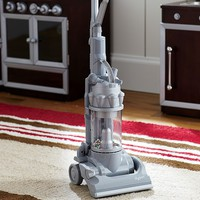 Silver Dyson Play Vacuum | Pottery Barn Kids