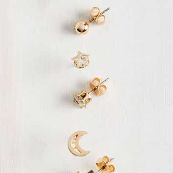 Constellation Artist Earring Set | Mod Retro Vintage Earrings | ModCloth.com