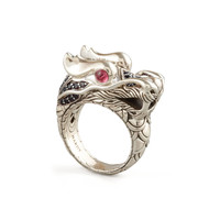 Men's Naga Dragon Ring - John Hardy - (10)