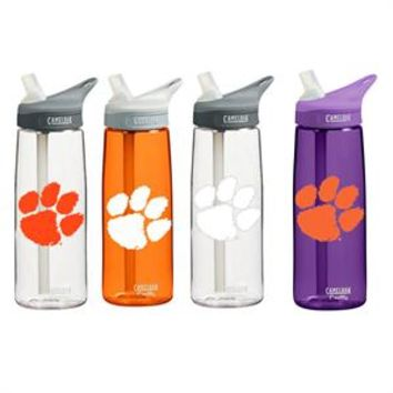 Clemson Camelbak Eddy Water Bottle
