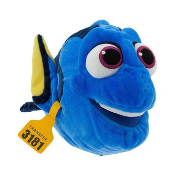 "Licensed cool 17"" Finding Dory Tang Fish PLUSH STUFFED TOY Ocean Animal Doll Disney Store NEW"