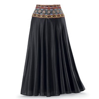 Boho Beaded Midiskirt - Women's Clothing & Symbolic Jewelry – Sexy, Fantasy, Romantic Fashions