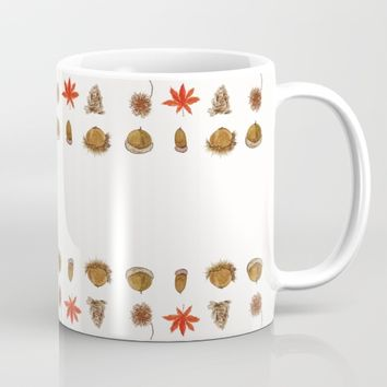 Gift of autumn watercolor painting  Mug by Color and Color
