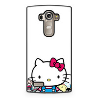 Hello Kitty And Friends LG G4 Case