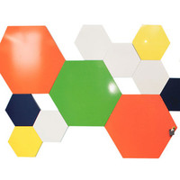 Magnetic Hexagon Board - Small