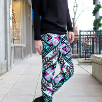 Dance For Me Leggings