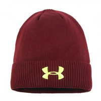 Under Armour  Knit And Pom Hat Cap