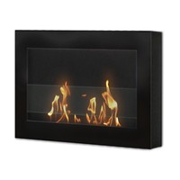 Anywhere Fireplace SoHo - Wall Mounted Ethanol Fireplace - 3 Colors