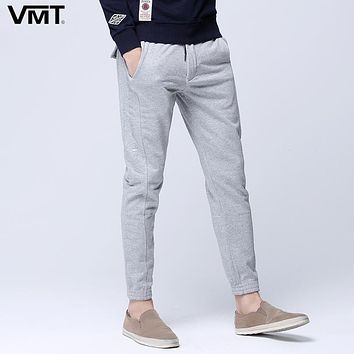Men Fashion Harem Pants Cargo Pants Sweatpants Men home Casual Pants Men High Elasticity Pantaloons